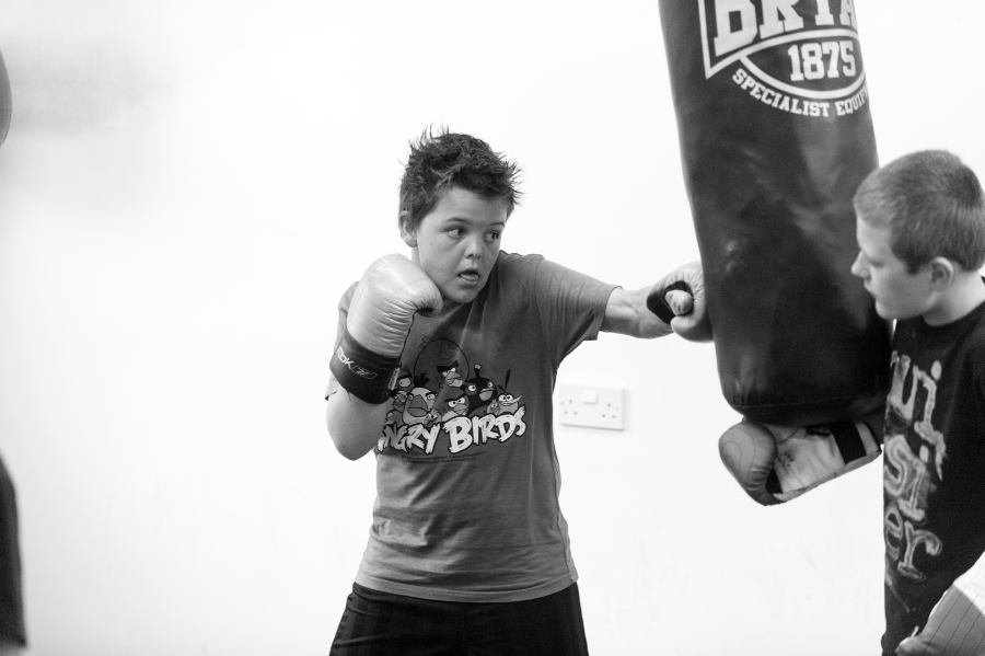 Truro amateur boxing club